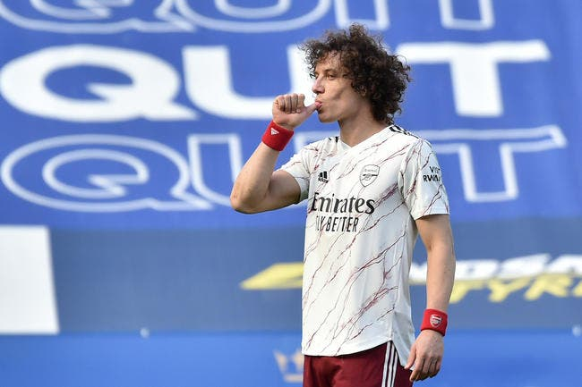 OM : David Luiz et ses 34 ans, c'est suffisant pour la L1