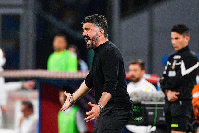 OM : Gattuso met le feu, Marseille jubile