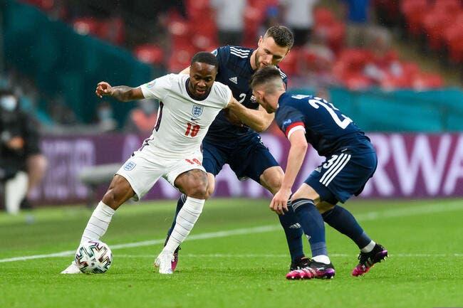 Euro 2021 : Désillusion pour l'Angleterre contre l'Ecosse