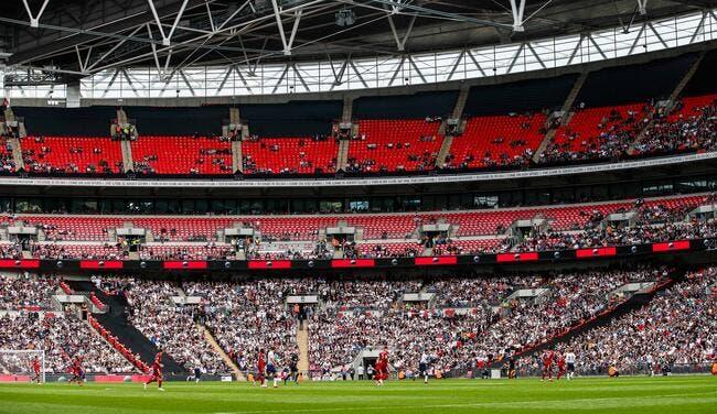 Euro: La finale en jeu, l'Angleterre cède au chantage de l'UEFA