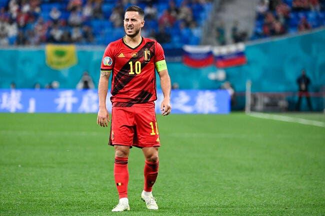 Euro: Mourinho l'annonce, le fainéant Hazard va cartonner