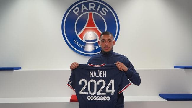 Officiel : Weidmann et Najeh signent pros au PSG