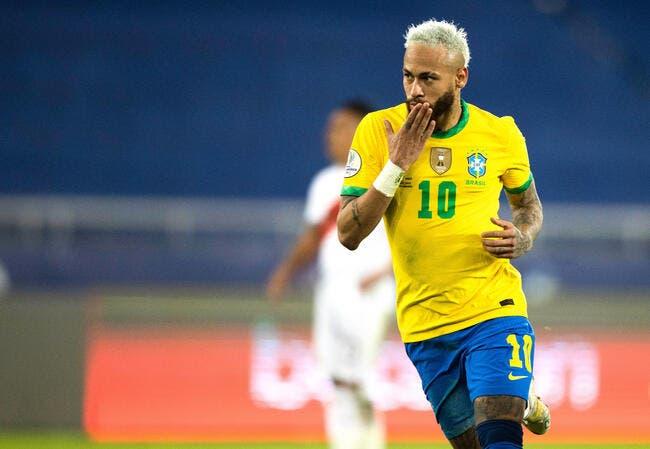 PSG : Neymar s'effondre pour une raison secrète