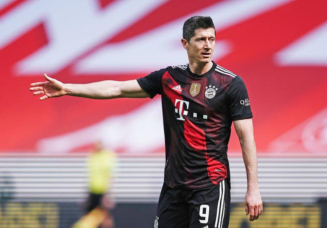 All: Lewandowski et le PSG mettent le Bayern sous pression