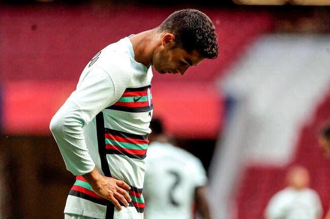 Cristiano Ronaldo face à son cauchemar allemand !