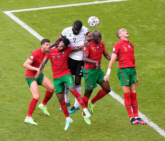 Euro 2021 : L'Allemagne corrige le Portugal, la France leader !
