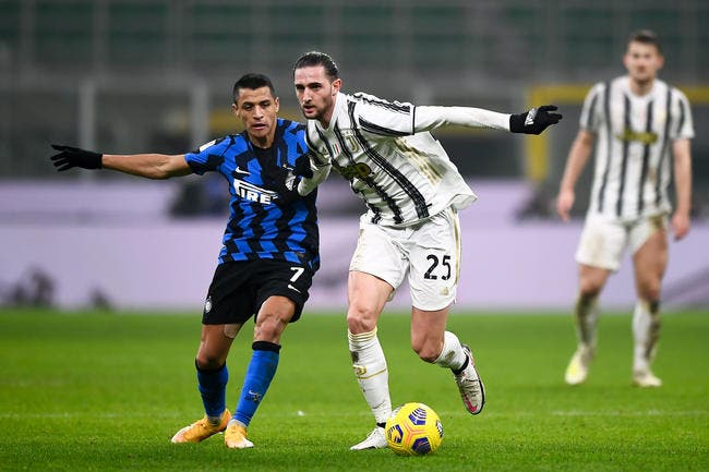 Ita: La Juventus a été injuste avec Rabiot