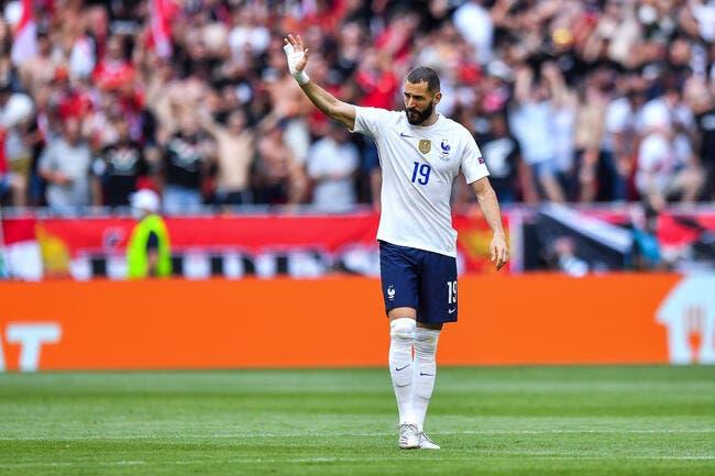 Karim Benzema titulaire, la polémique enfle !