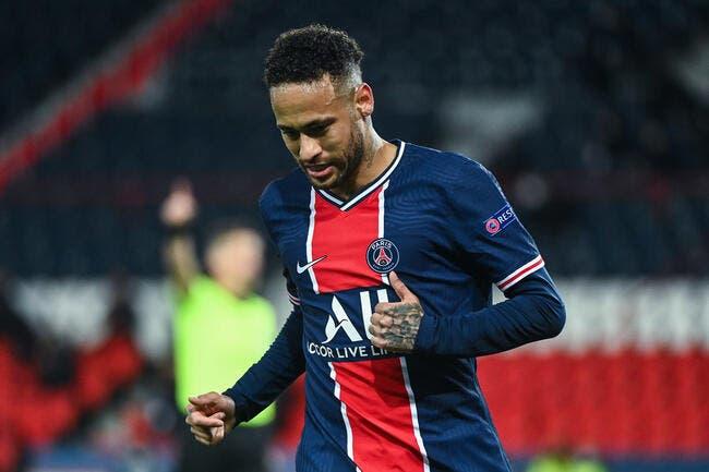PSG: Le niveau de Neymar inquiète Pochettino