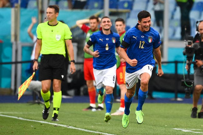 Euro 2021 : L'Italie finit en beauté, le Pays de Galles qualifié