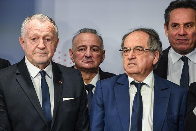 JO : La France en danger, Aulas montre l'exemple