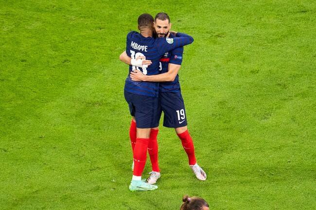 EdF : Benzema-Mbappé-Griezmann, ça ne bouge pas