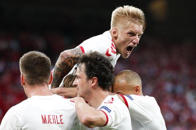 Euro : Le Danemark en feu, la France qualifiée pour les 1/8e