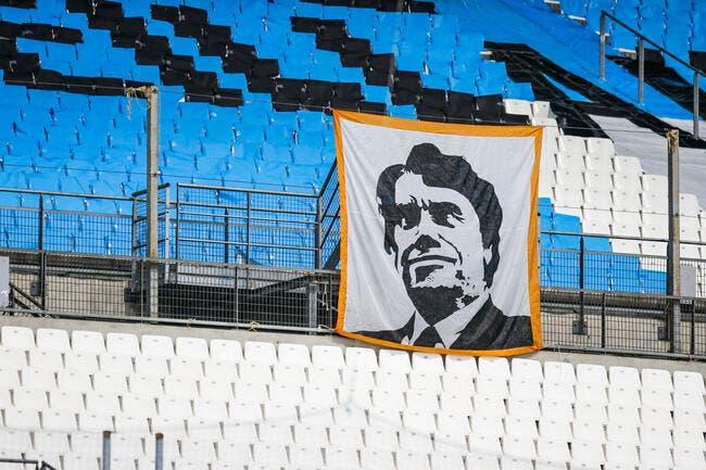 OM : Bernard Tapie à la place du Vélodrome, la polémique gronde