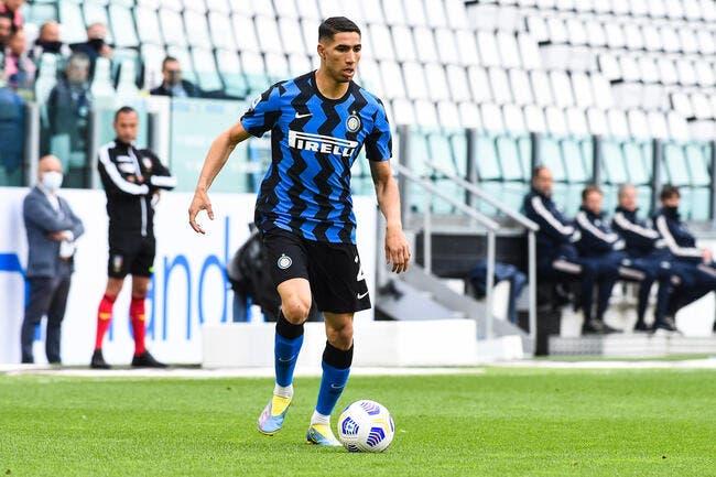 PSG-Chelsea : C'est la lutte finale pour Hakimi