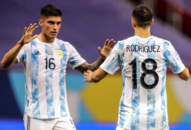 Copa America : L'Argentine qualifiée