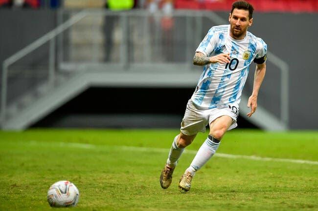 Esp : Le Barça est ruiné, Messi sacrifié ?