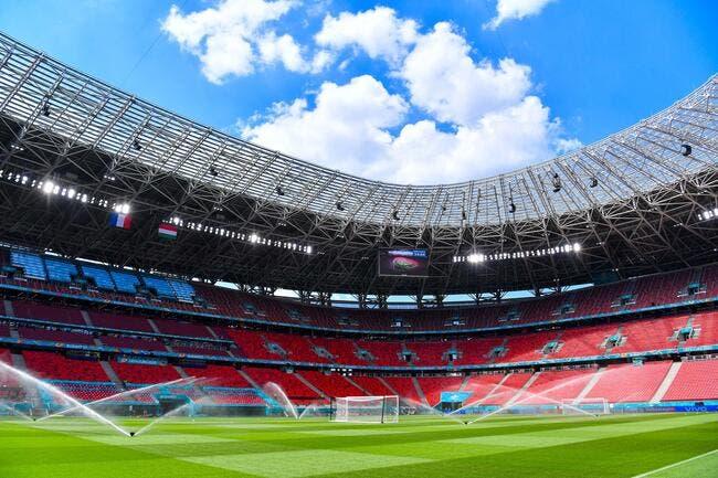 Euro 2021 : Programme et résultats des 1/8e de finale