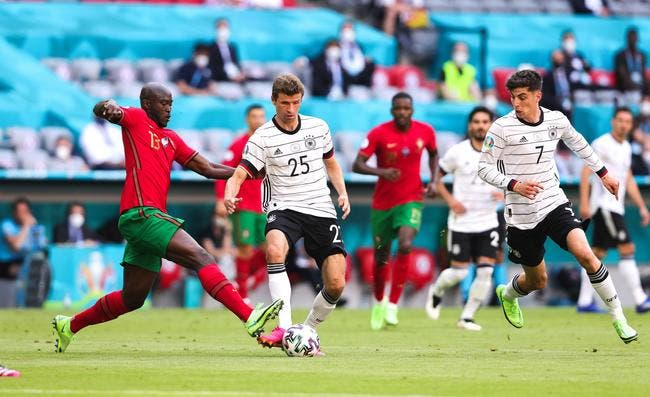 L'Euro de Danilo fait flipper le PSG