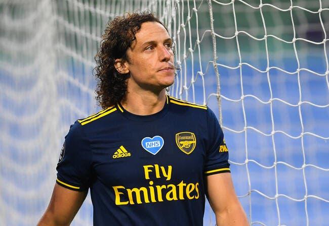 OM : Incroyable, le PSG se ramène pour David Luiz