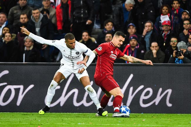 PSG : Mbappé terrorise Liverpool