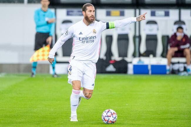 Sergio Ramos s'annonce au PSG