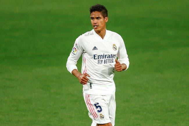 Esp: Après Ramos, Varane achève Ancelotti et le Real