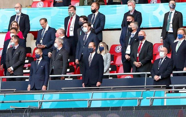 Euro : L'UEFA remplit Wembley, l'inquiétude grimpe