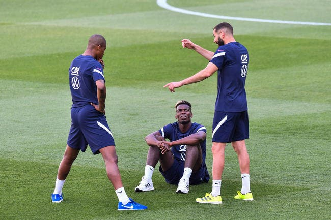 France-Portugal : la compo probable en 4-2-3-1