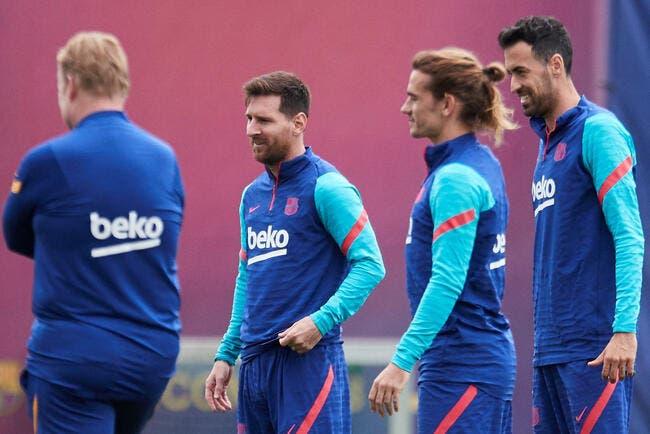 Messi : Une énorme annonce du Barça sous 24 heures