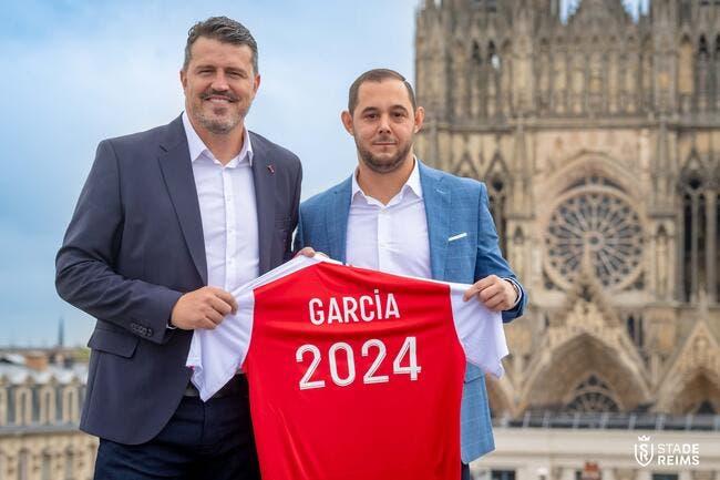 Officiel : Oscar Garcia nouvel entraineur de Reims