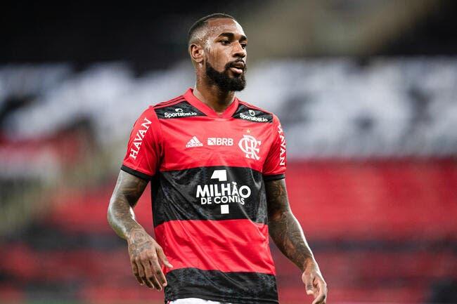 OM : Gerson rejoint Marseille en larmes