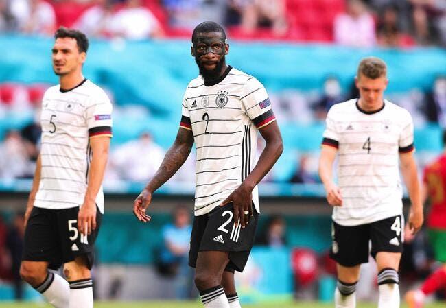 PSG : Rudiger contacté, un changement majeur en défense ?