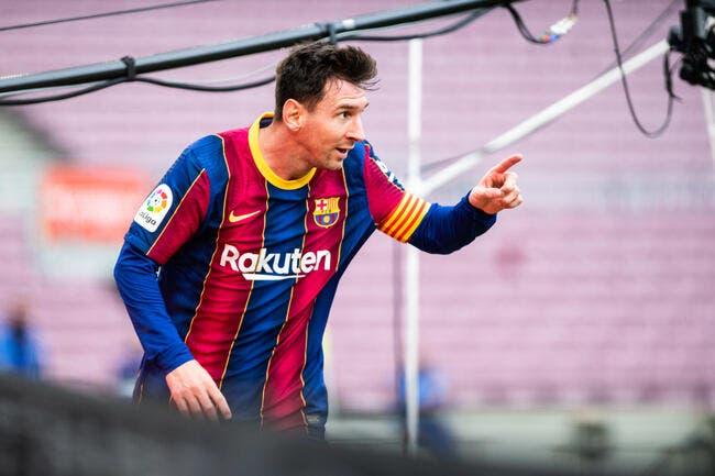 Barça : C'est bouclé pour Messi, «se queda»