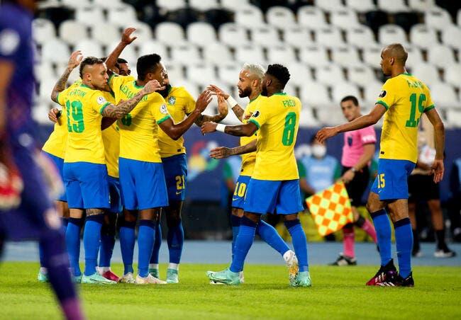 Copa : Le Brésil bat la Colombie à la 100e minute