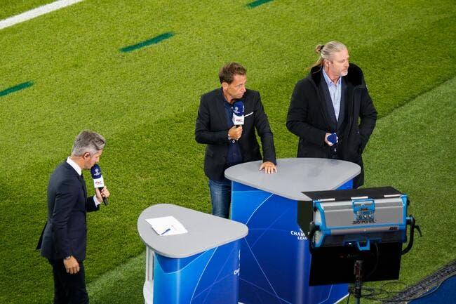 Daniel Riolo pète littéralement un plomb à cause de l'UEFA