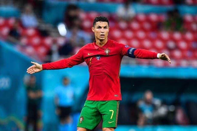 Euro 2021 : L'Equipe choque l'Angleterre avec Cristiano Ronaldo