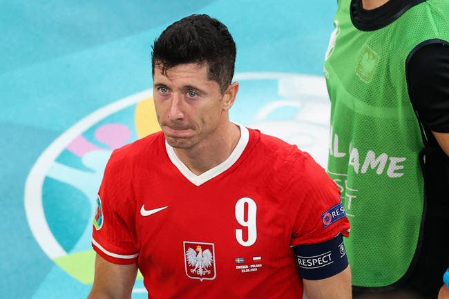 Euro 2021 : Lewandowski et la Pologne, Domenech fait fort