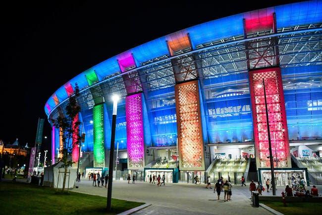 Euro : Le programme télé des 1/8e de finale