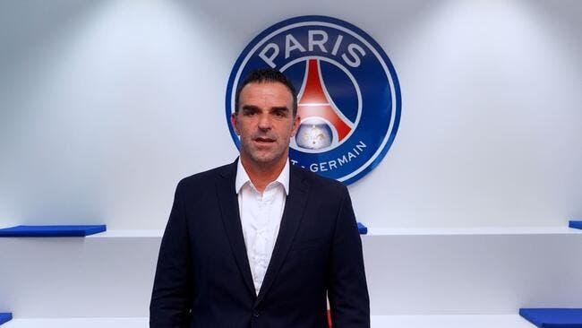 PSG : Paris officialise Ulrich Ramé