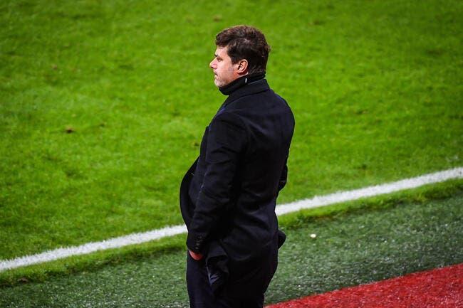 PSG : Pochettino veut toujours partir !