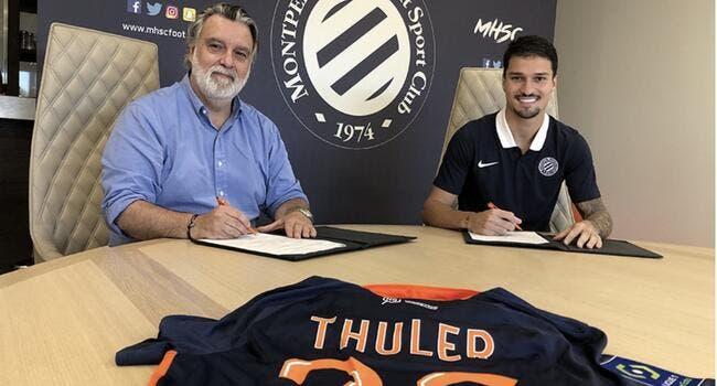 Officiel : Thuler signe à Montpellier