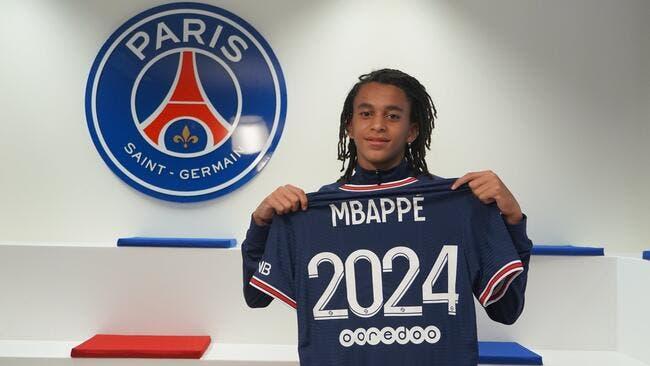 PSG : Pas de pression, le frère de Mbappé signe à Paris