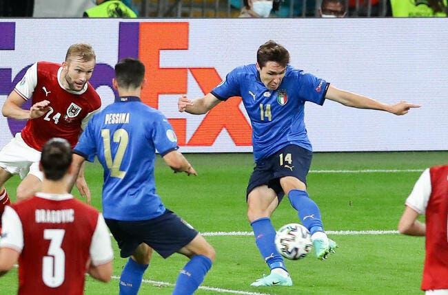 Euro : L'Italie sort l'Autriche à l'arrache