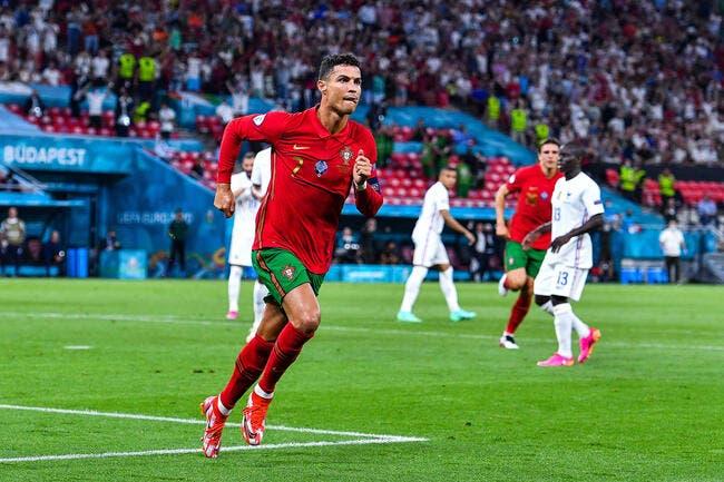Euro: La Belgique annonce 0 occasion pour Cristiano Ronaldo