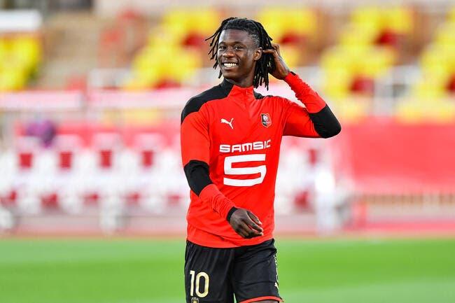 PSG : Paris craque bien pour Camavinga