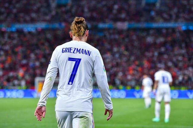 Barça : Vexé, Griezmann se rebelle