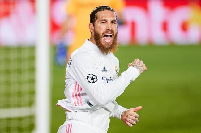 PSG : Sergio Ramos, MU plus motivé que Paris