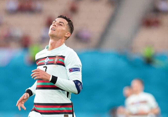 Cristiano Ronaldo déraille encore, WTF CR7 ?