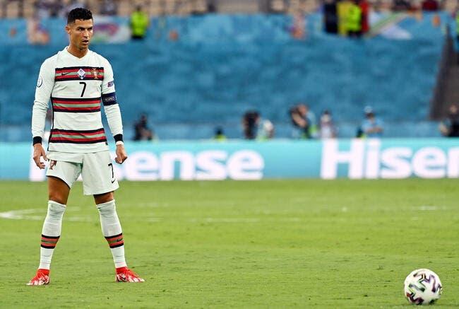 Cristiano Ronaldo attaqué ! Chaude ambiance !